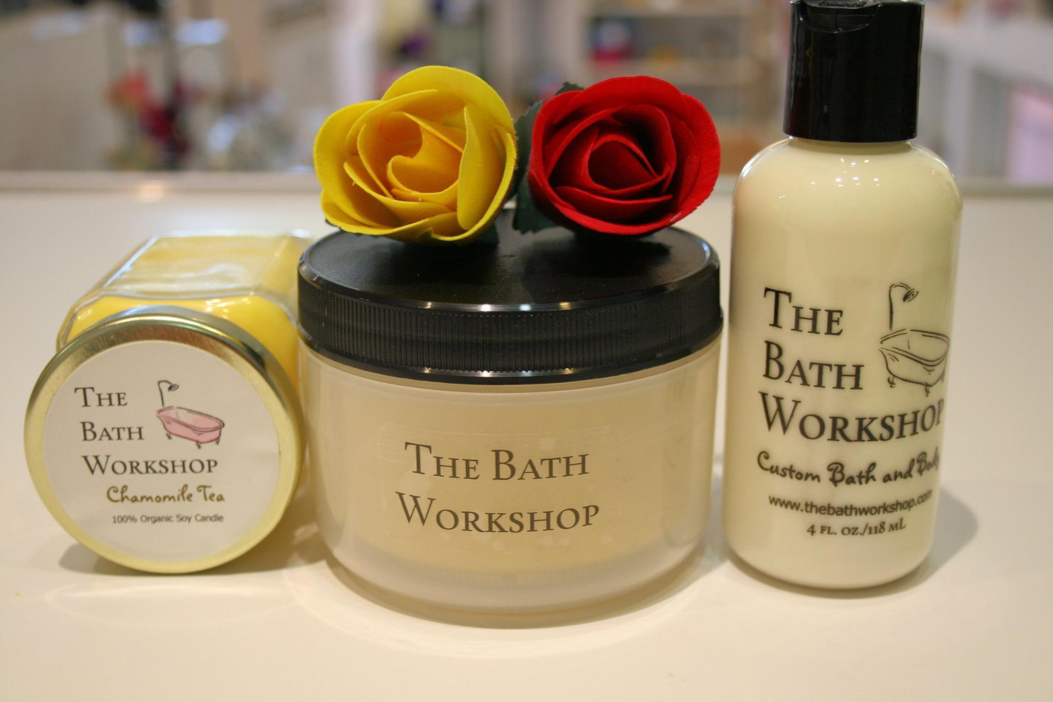 The Bath Workshop – Custom Bath & Body, Home & Pet